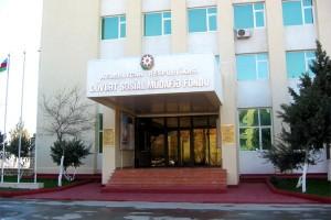 Dövlət Sosial Müdafiə Fondu İdarə Binası
